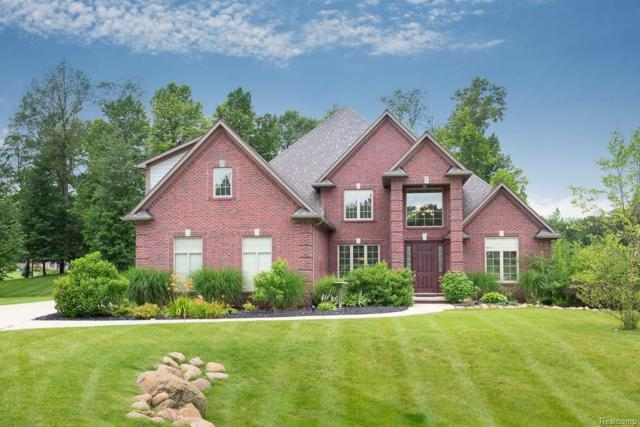 2255 Meadow Court, Addison Twp, MI 48367 (MLS #218020033) :: The Toth Team