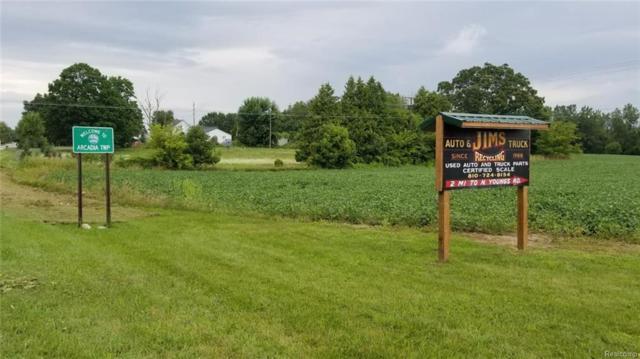0 Bowers Road, Arcadia Twp, MI 48412 (#218020146) :: Duneske Real Estate Advisors