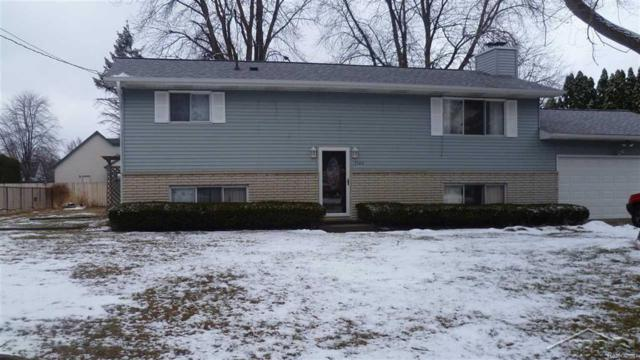 7100 Danny Drive, Thomas Twp, MI 48609 (#61031342026) :: RE/MAX Nexus