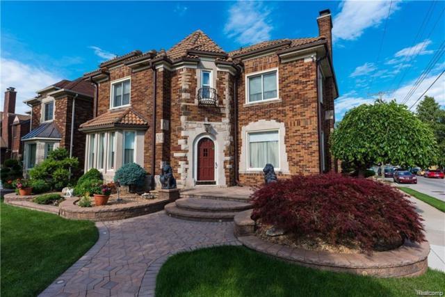 7006 Oakman Boulevard, Dearborn, MI 48126 (#218020159) :: The Buckley Jolley Real Estate Team