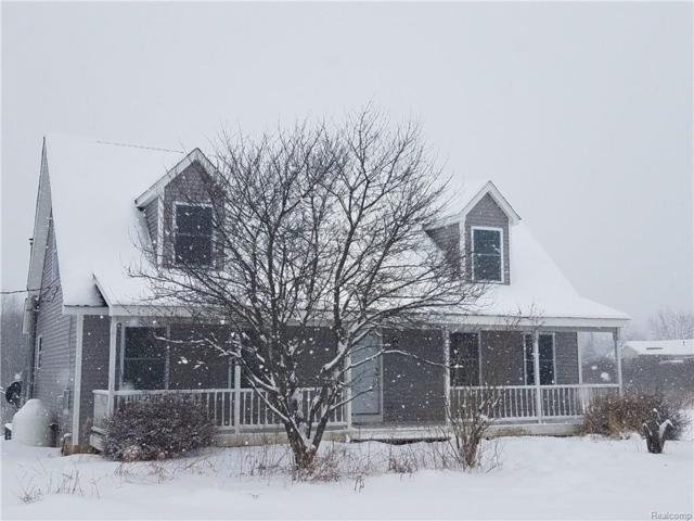 2854 Hasler Lake Road, Lapeer, MI 48446 (#218020202) :: Simon Thomas Homes