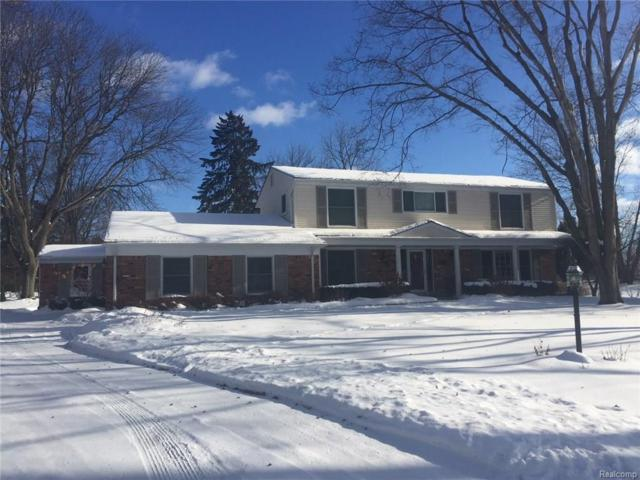 20137 Evans Court, Beverly Hills Vlg, MI 48025 (#218020259) :: RE/MAX Vision