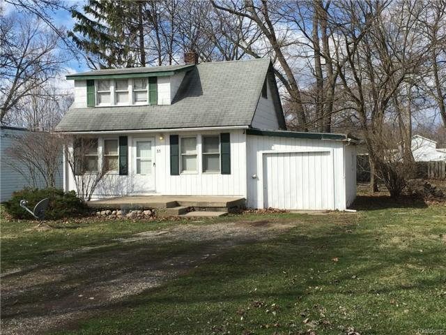 33 Downing, Waterford Twp, MI 48328 (MLS #218020293) :: The Toth Team
