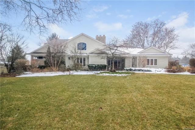 3641 Berkshire Drive, Bloomfield Twp, MI 48301 (MLS #218020380) :: The Toth Team