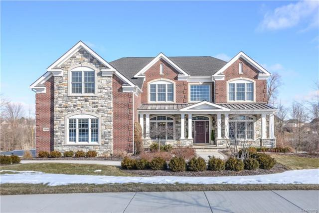 50646 Tamarack Trail, Northville Twp, MI 48168 (#218020382) :: Duneske Real Estate Advisors