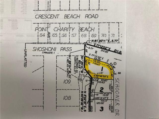 4385 Schooner Drive, Caseville Twp, MI 48755 (MLS #218020397) :: The Toth Team