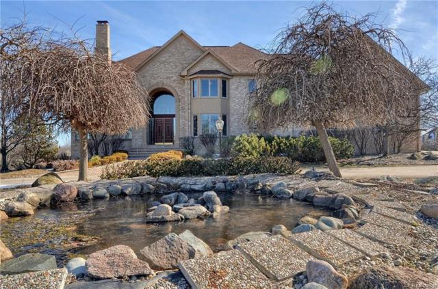 8345 Warwick Groves Court, Grand Blanc Twp, MI 48439 (MLS #218020399) :: The Toth Team