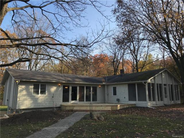 3245 W Long Lake Road, West Bloomfield Twp, MI 48323 (#218020438) :: RE/MAX Vision