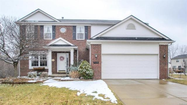 4136 Plum Ridge Drive, Pittsfield, MI 48197 (#543254912) :: The Buckley Jolley Real Estate Team