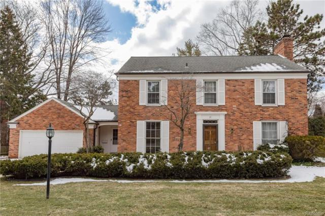 39 Deming Lane, Grosse Pointe Farms, MI 48236 (#218020557) :: The Buckley Jolley Real Estate Team