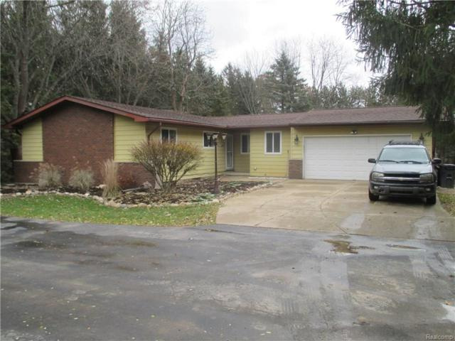 9670 Ortonville Road, Independence Twp, MI 48348 (#218020756) :: The Buckley Jolley Real Estate Team