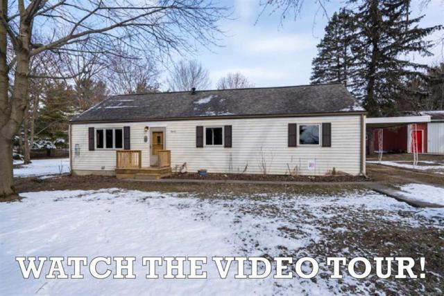 2443 E Textile Road, Pittsfield Twp, MI 48108 (#543254769) :: The Buckley Jolley Real Estate Team