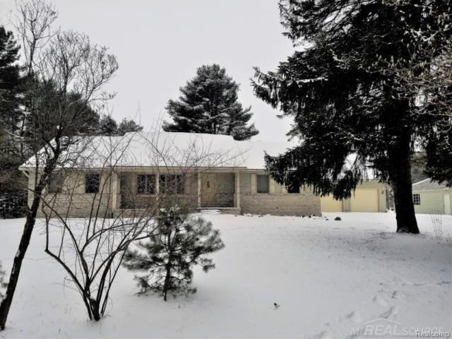 2800 S Lakeshore Rd, Sanilac Twp, MI 48401 (#58031342201) :: Duneske Real Estate Advisors