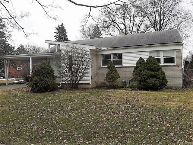 29525 Mcintyre Street, Livonia, MI 48150 (#218020932) :: The Buckley Jolley Real Estate Team