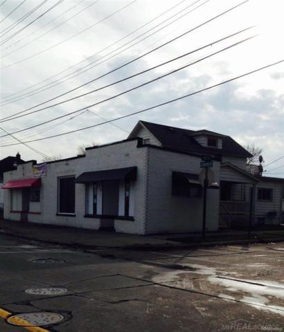 101 Church, Mount Clemens, MI 48043 (#58031342235) :: Duneske Real Estate Advisors