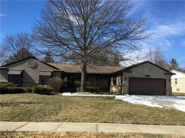 12239 Cherrywood Court, Plymouth Twp, MI 48170 (#218021013) :: RE/MAX Classic