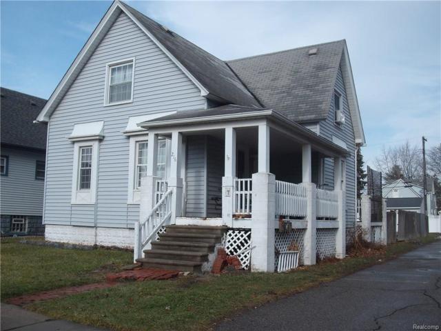 216 Poplar Street, Wyandotte, MI 48192 (#218021044) :: RE/MAX Classic