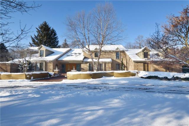 257 Pine Ridge Drive, Bloomfield Hills, MI 48304 (#218021088) :: RE/MAX Classic