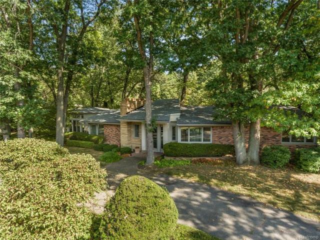 1930 Hillwood Drive, Bloomfield Hills, MI 48304 (#218021108) :: RE/MAX Classic