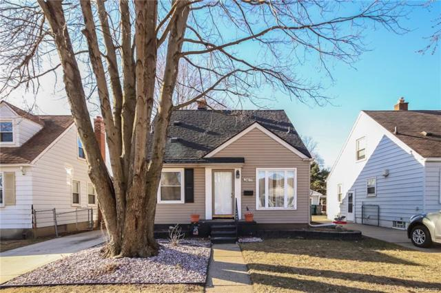 24071 Boston Street, Dearborn, MI 48124 (#218021122) :: RE/MAX Classic