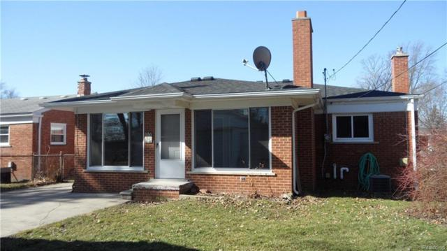29696 Mark Avenue, Madison Heights, MI 48071 (#218021297) :: RE/MAX Vision