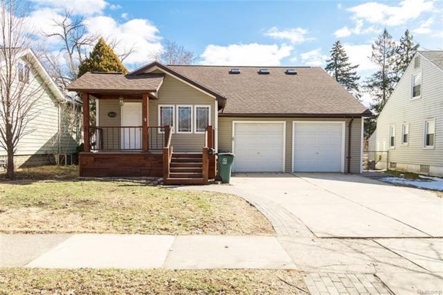 1023 Cherokee Avenue, Royal Oak, MI 48067 (#218021320) :: Duneske Real Estate Advisors