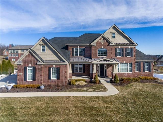 50826 Northstar Way, Northville Twp, MI 48168 (#218021373) :: Duneske Real Estate Advisors