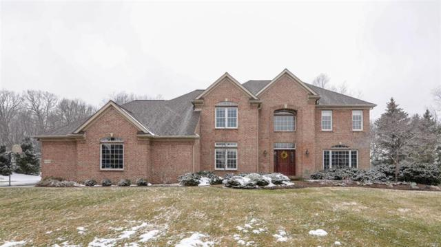 9368 Sherwood Drive, York Twp, MI 48176 (#543255027) :: The Buckley Jolley Real Estate Team