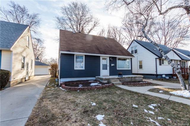 3030 Prairie Avenue, Royal Oak, MI 48073 (#218021393) :: RE/MAX Nexus