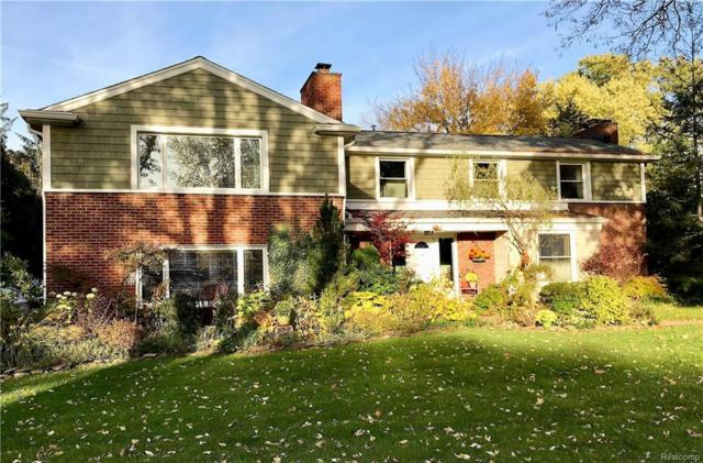 19660 Warwick Street, Beverly Hills Vlg, MI 48025 (#218021418) :: Simon Thomas Homes