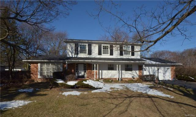6510 Timber Ridge Drive, Bloomfield Twp, MI 48301 (#218021442) :: RE/MAX Nexus