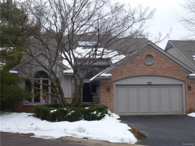 4735 Morris Lake Circle, West Bloomfield Twp, MI 48323 (#218021520) :: RE/MAX Classic