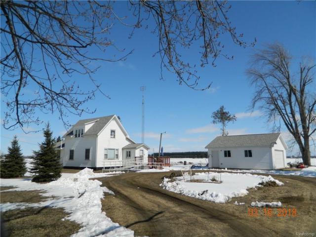 2436 N Gates Road, Custer Twp, MI 48471 (#218021532) :: Duneske Real Estate Advisors