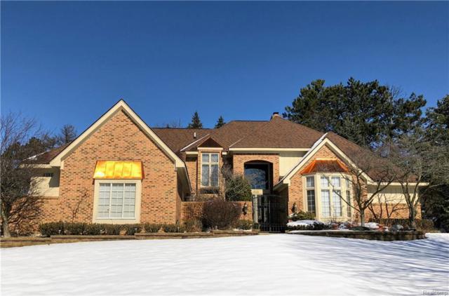 6351 Cherry Tree Court, Rochester Hills, MI 48306 (#218021562) :: Simon Thomas Homes