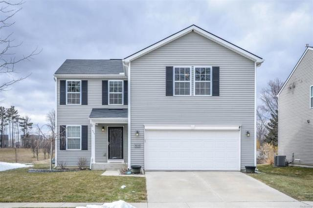8219 Bayberry Court, Lima Twp, MI 48130 (MLS #543255038) :: The Toth Team