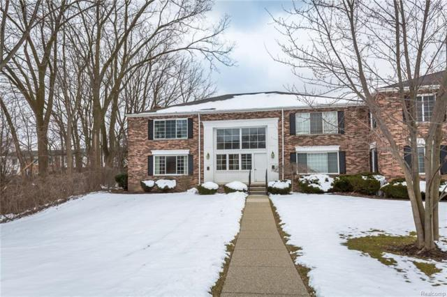 530 E Fox Hills Drive #530, Bloomfield Twp, MI 48304 (#218021573) :: RE/MAX Nexus