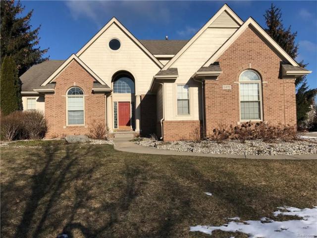 6472 Wyndham Drive, West Bloomfield Twp, MI 48322 (#218021600) :: Simon Thomas Homes