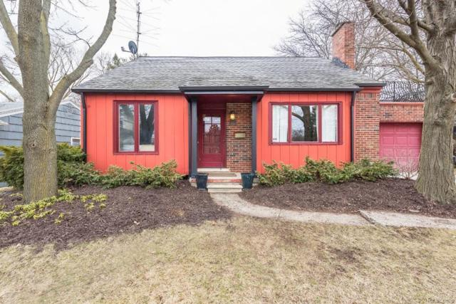 719 Collegewood Street, Ypsilanti, MI 48197 (#543254985) :: Simon Thomas Homes