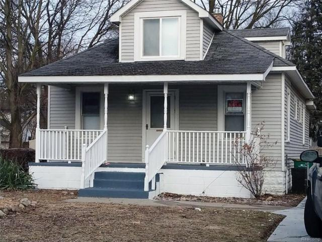 21004 Ontaga Street, Farmington Hills, MI 48336 (#218021625) :: RE/MAX Nexus