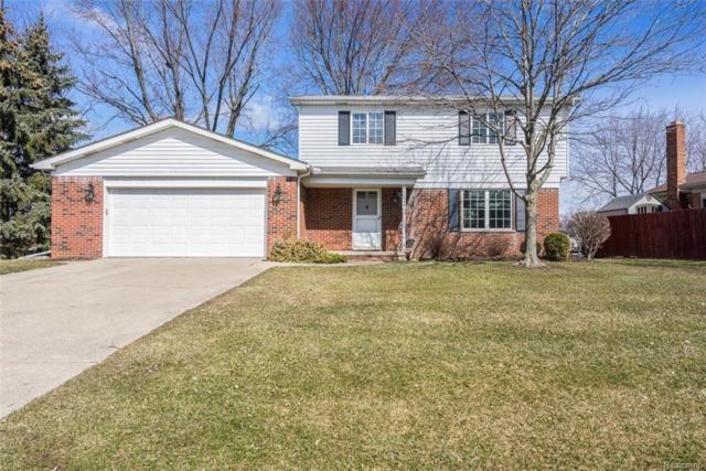 40544 Village Oaks, Novi, MI 48375 (#218021637) :: Simon Thomas Homes