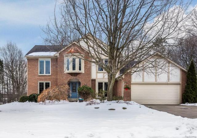 3365 Rocky Crest Drive, Rochester Hills, MI 48306 (#218021675) :: Simon Thomas Homes