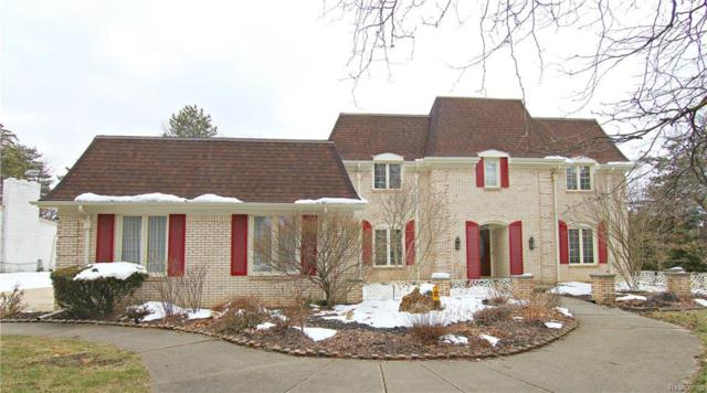 3982 Winterset Court, West Bloomfield Twp, MI 48323 (#218021732) :: RE/MAX Classic