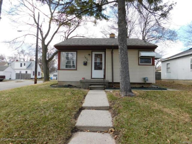 1401 Roselawn Avenue, Lansing, MI 48915 (MLS #630000224227) :: The Toth Team