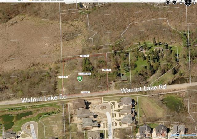 7230 Walnut Lake Rd Road W, West Bloomfield Twp, MI 48323 (#218021788) :: Simon Thomas Homes