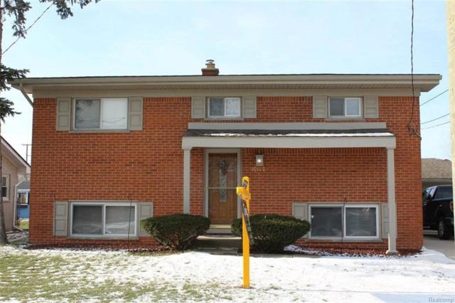 30126 Young Drive, Gibraltar, MI 48173 (#218021792) :: The Buckley Jolley Real Estate Team