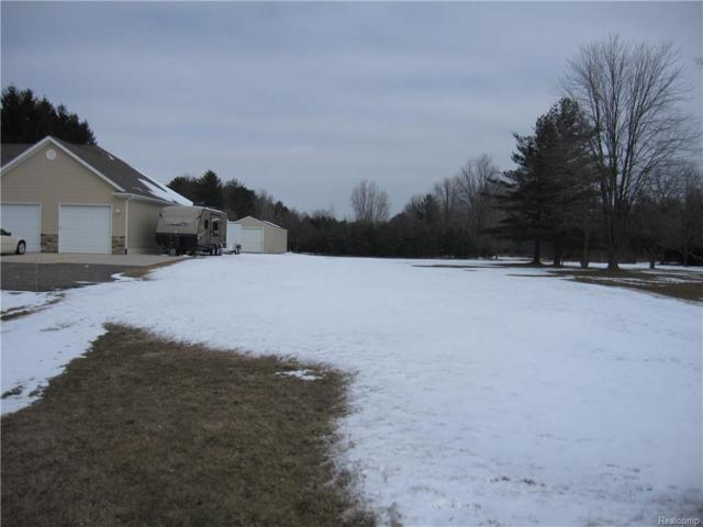 0 W. Water       ( Parcel A ), Port Huron Twp, MI 48060 (#218021839) :: RE/MAX Classic