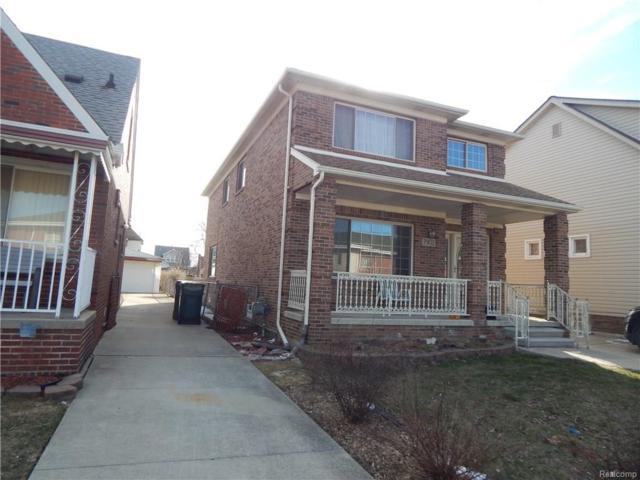 7902 Maple St Street, Dearborn, MI 48126 (#218021886) :: RE/MAX Classic