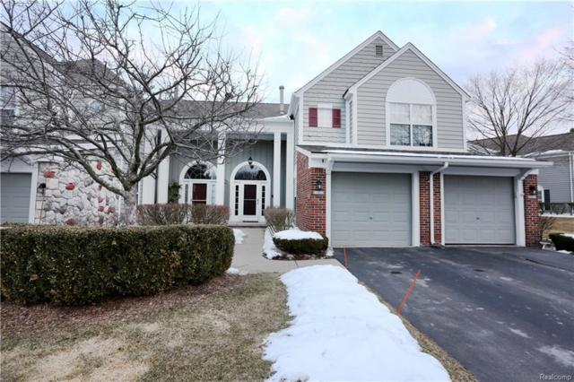 1918 Eagle Pointe, Bloomfield Twp, MI 48304 (#218022007) :: Duneske Real Estate Advisors