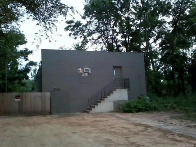 2416 E Michigan Avenue, Ypsilanti Twp, MI 48198 (#218022045) :: The Buckley Jolley Real Estate Team