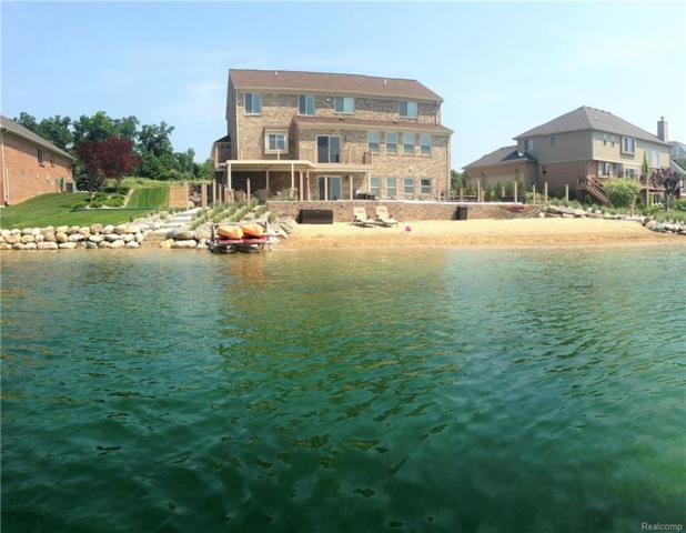 1350 Glass Lake Circle, Oxford Twp, MI 48371 (#218022106) :: Duneske Real Estate Advisors